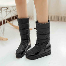 Load image into Gallery viewer, Fashion Boots Women Shoes Platform Winter Snow boots Boot Summer Shoes Woman Booties Woman Botas Mujer Bota Feminina Bota 2020