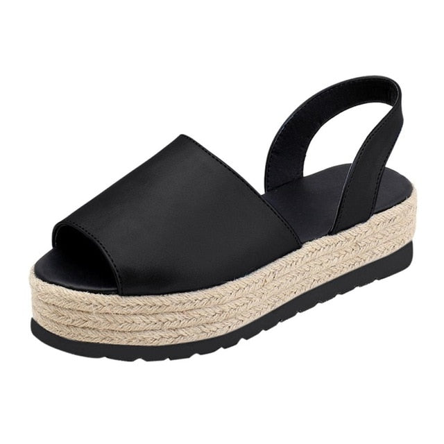 YOUYEDIAN shoes women sandals trend summer women's platform sandals Summer women's sandals  Ladies sandal sandalias mujer 2019