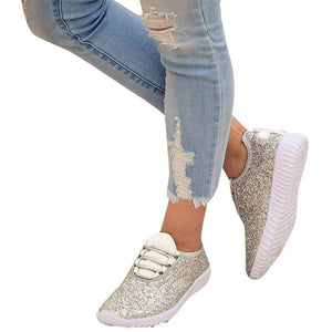 YOUYEDIAN sneakers for women shoes woman womens sneakers casual shoes platform sneaker sequin sneaker zapatos de mujer 2019#G3