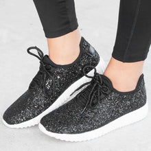 Load image into Gallery viewer, YOUYEDIAN sneakers for women shoes woman womens sneakers casual shoes platform sneaker sequin sneaker zapatos de mujer 2019#G3