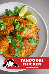 This weeknight Indian-spiced super easy tandoori chicken is delicious, Whole30-friendly, and a dinner staple at my house