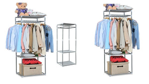 Where to Buy Clothing Racks | Best Portable Stainless Steel Clothes Hanger Price & Details: