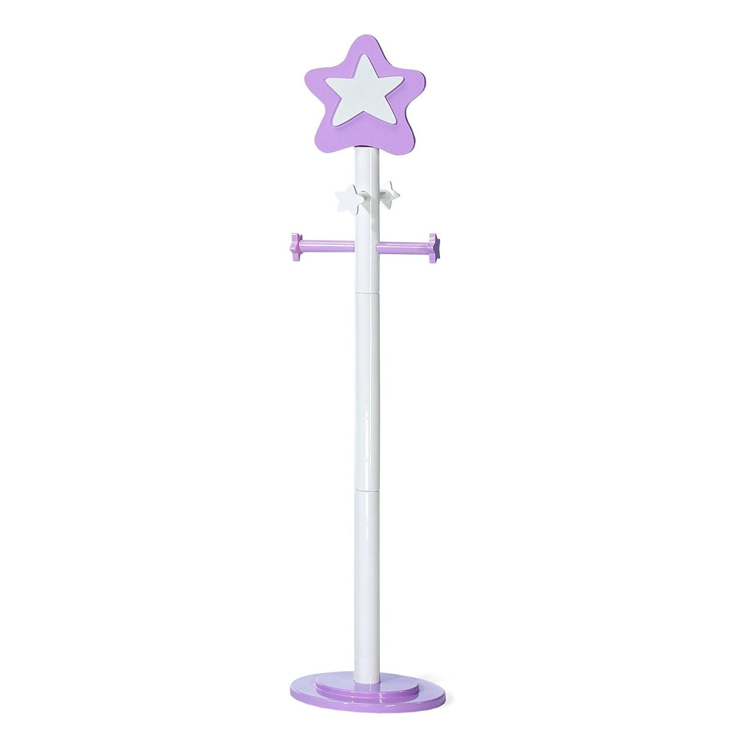 Alondra H552 – Children's Standing Hanger with Star Motif.