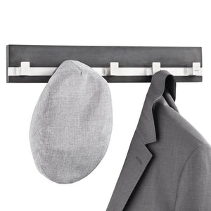 Wall Mounted 5 Hook Coat Rack