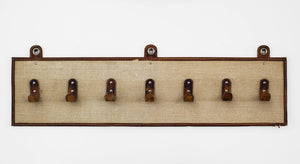 Jacques Adnet Style Coat Rack