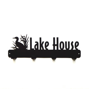 Lake House Coat Rack
