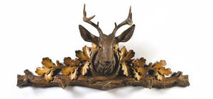 Aspen Stag Coat Hook