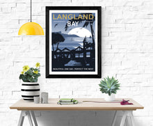 Load image into Gallery viewer, Langland Bay (Beautiful one day, perfect the next)