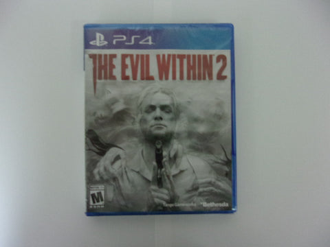 "PS4 ""Evil Within 2"""