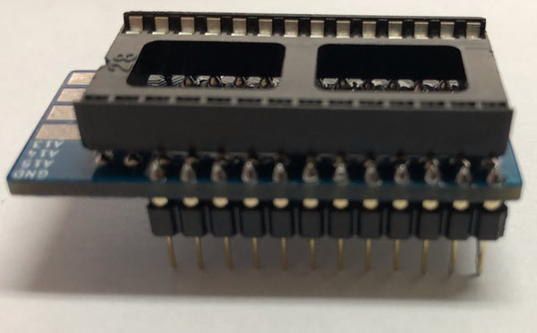 2364 to 27XXX EPROM adapter!