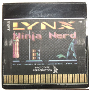 """Ninja Nerd"" Prototype Reproduction"