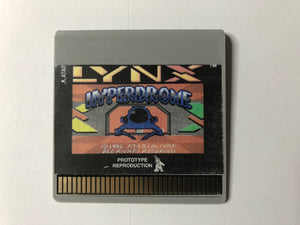"""Hyperdrome"" Prototype Reproduction"