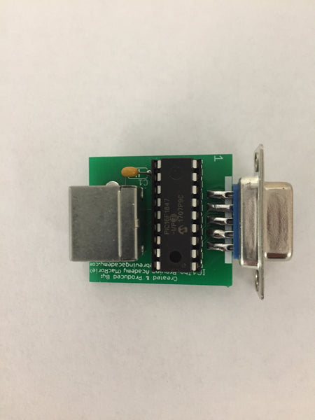 PS/2 Mouse adapter for Atari 400/800/XL/XE