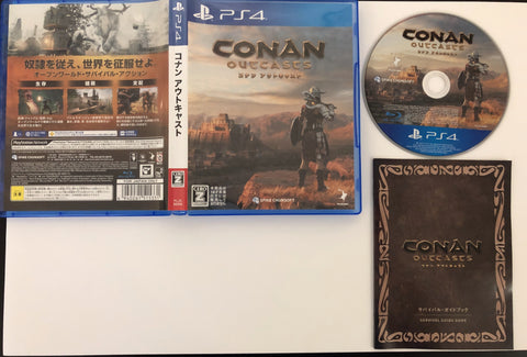 "PS4 ""Conan: Outcasts [JP]"" USED"