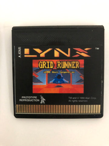 Grid Runner Prototype Reproduction