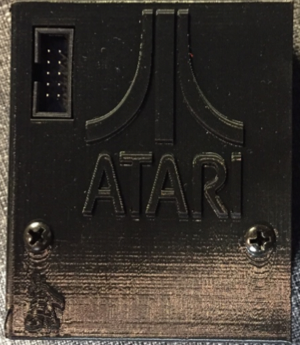TBA's Ultimate-A8 SD Cartridge for Atari 400/800/XL/XE & 1088XEL/XLD