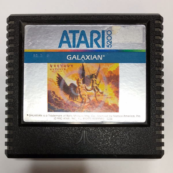5200 Game Cartridges