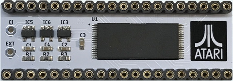 64k SRAM Module for XL/XE computers