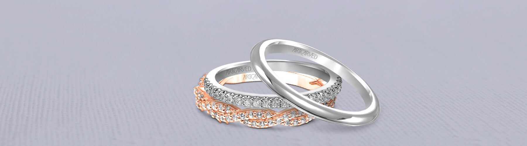Difference Between Engagement And Wedding Ring.Women S Wedding Bands Artcarvedbridal