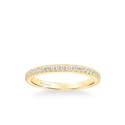 Liv Classic Diamond Wedding Band