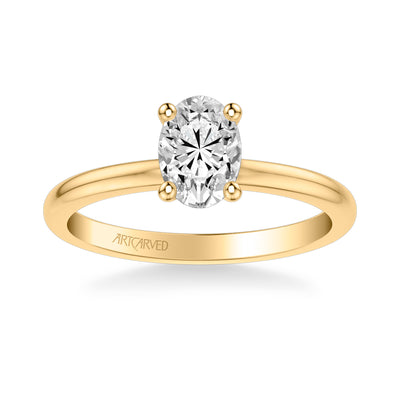 Kit Classic Solitaire Diamond Engagement Ring