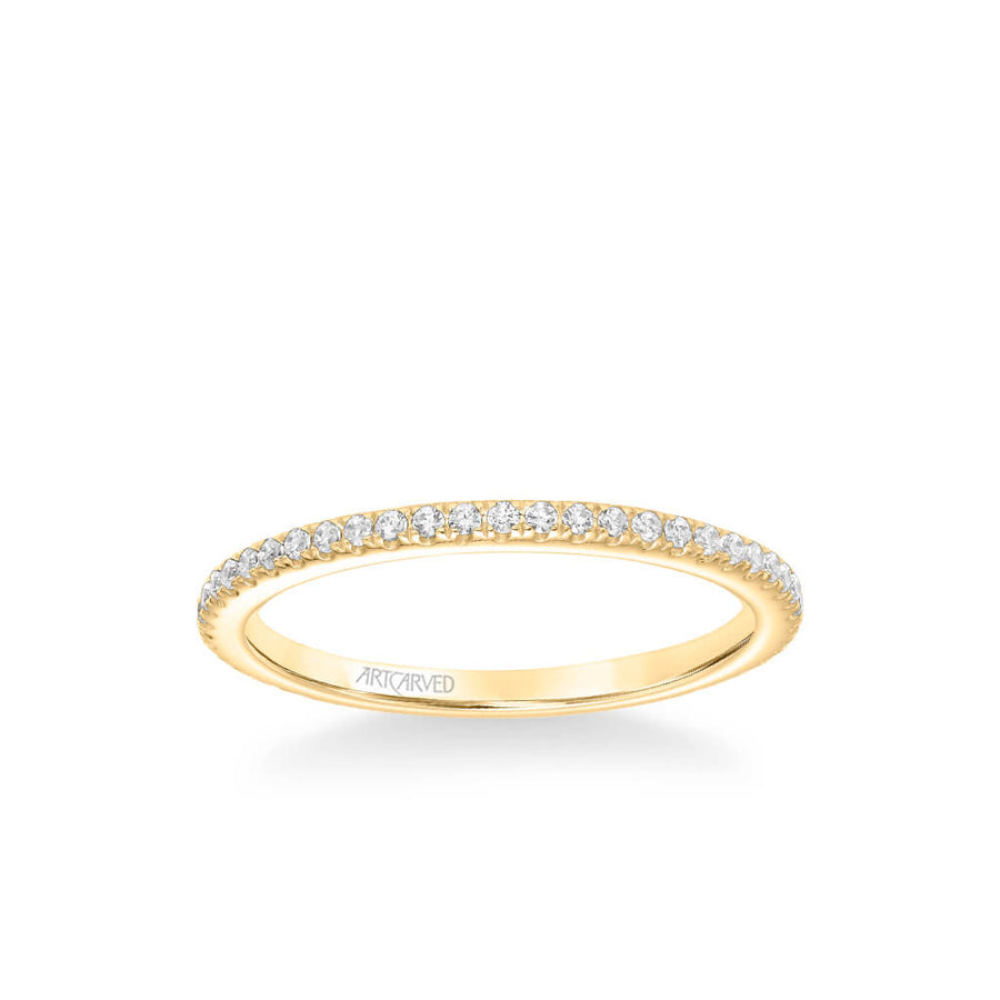 Chelsea Classic Diamond Wedding Band