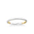 Beryl Lyric Collection Classic Polished Wedding Band