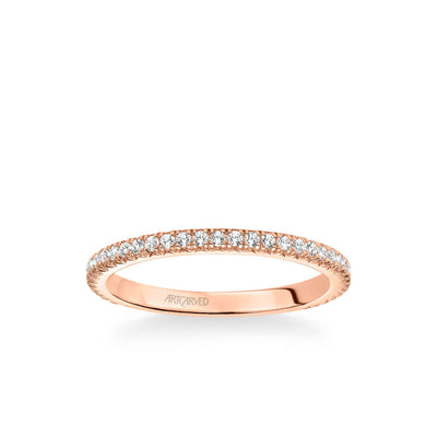 Stackable Eternity Band