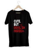 Cute but Devil - hashtags-express-yourself