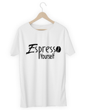 Espresso Yourself - hashtags-express-yourself