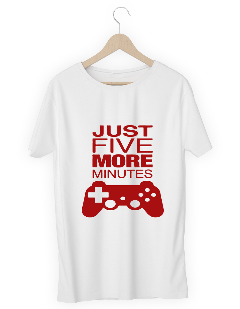 Just five more minutes - hashtags-express-yourself