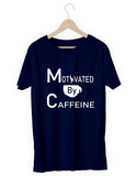 Motivated by caffeine - hashtags-express-yourself