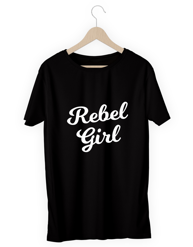 Rebel Girl - hashtags-express-yourself