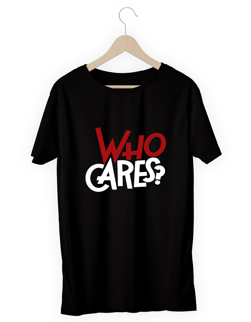 Who Cares - hashtags-express-yourself