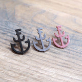 BDF Anchor Pin Badge