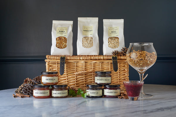 Hungry Guest Boxing Day Breakfast Hamper