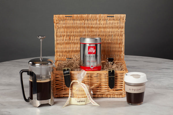 Coffee Lovers Keeps Cup Hamper