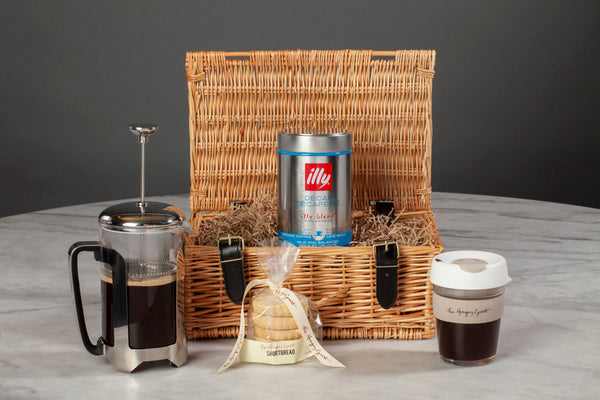 Espresso Decaf Coffee Lovers Keeps Cup Hamper