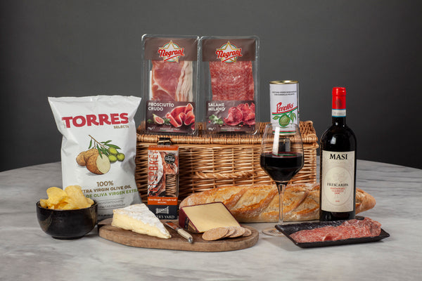 Hungry  Guest Picnic Hamper (COLLECTION ONLY FROM PETWORTH)