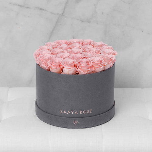 Round Rose Box (medium)