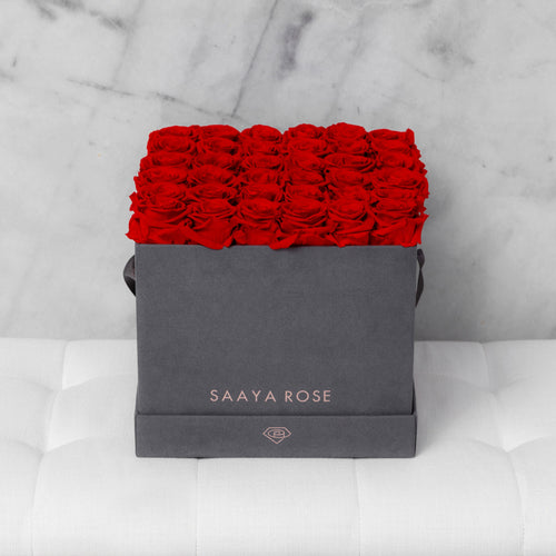 36 Rose Box (Suede)