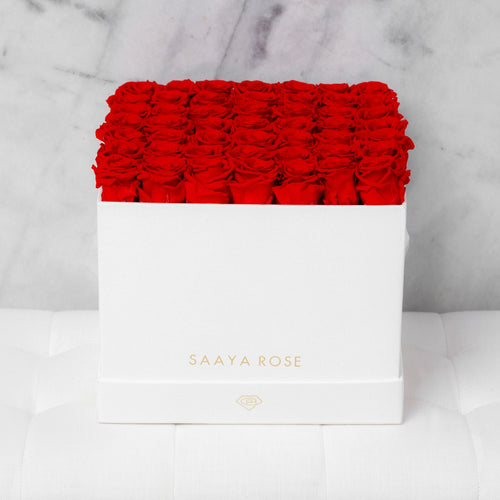49 Rose Box (Suede)