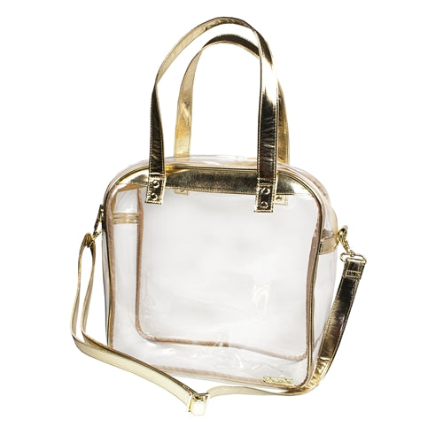 Clear Cary-All Tote