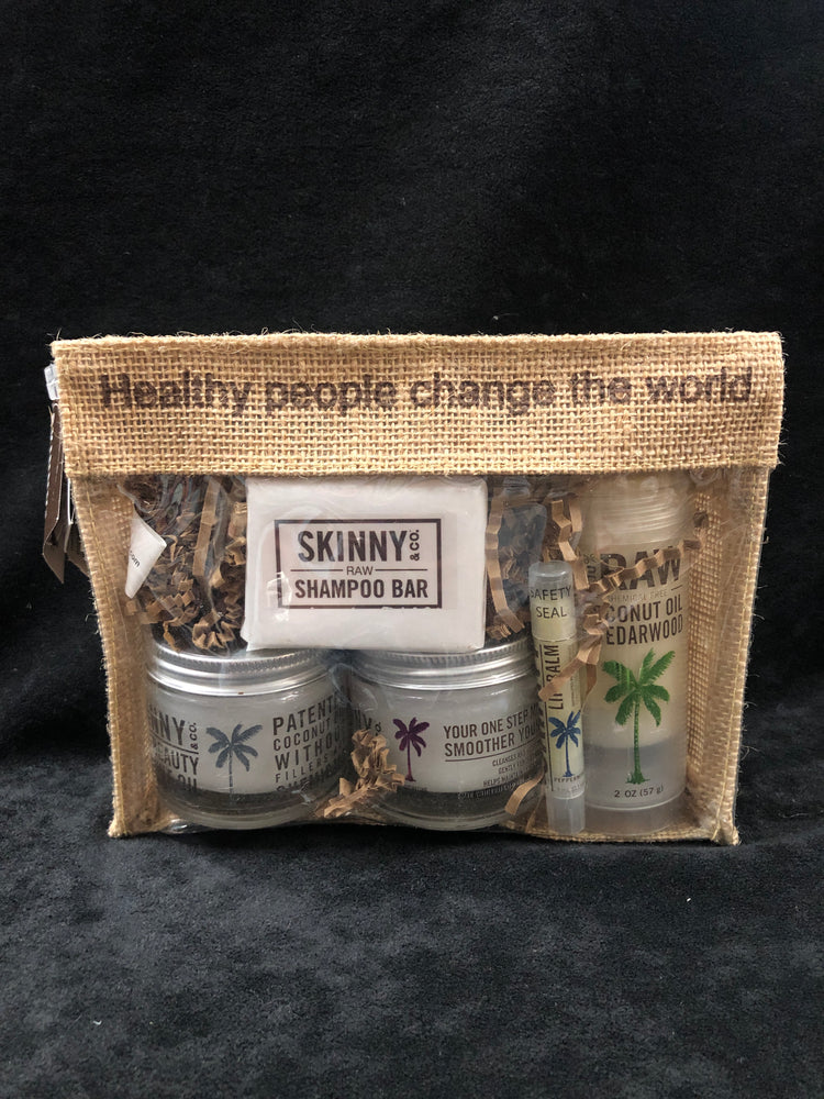 Skinny & Co Coconut Oil Set