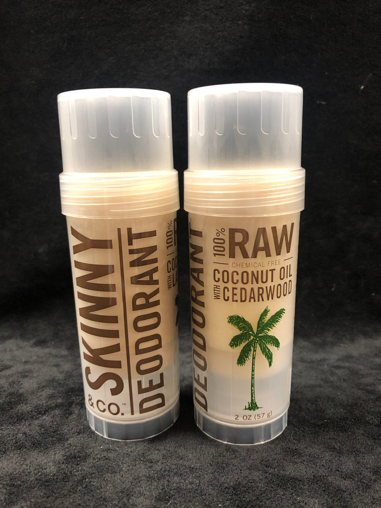 Skinny & Co. Cedarwood Deodorant
