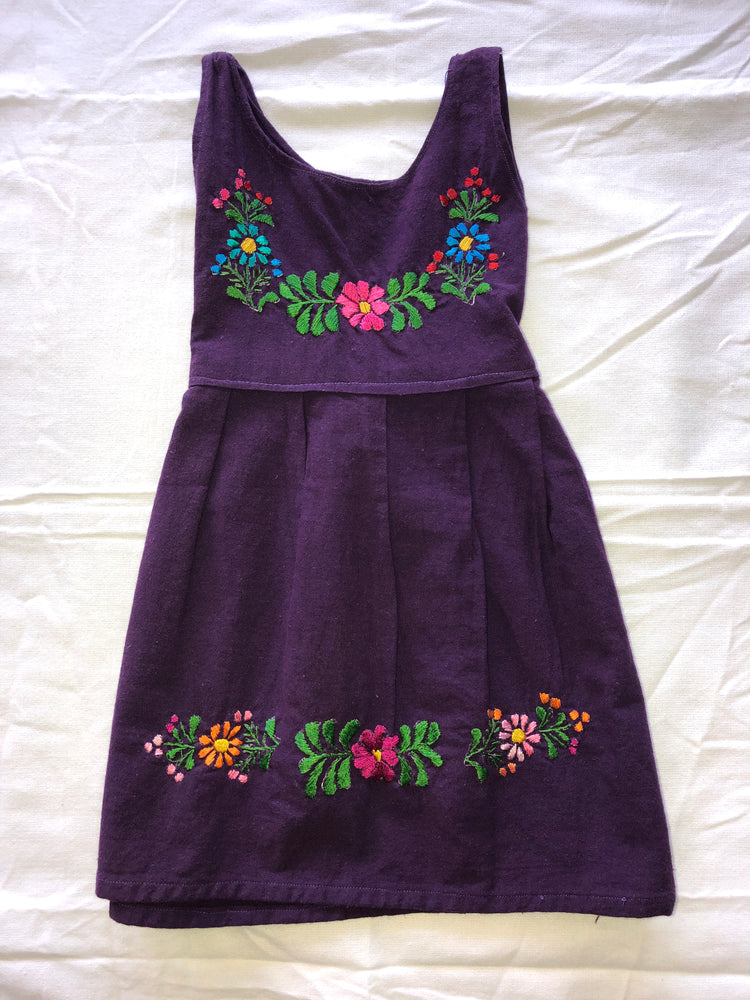 Children's Embroidered Dress