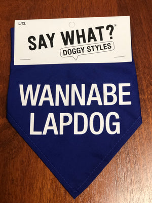 Pet Bandana (L/XL)