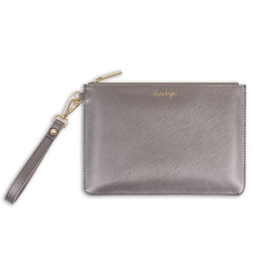 "Katie Loxton Secret Message Pouch ""Shine Bright"""