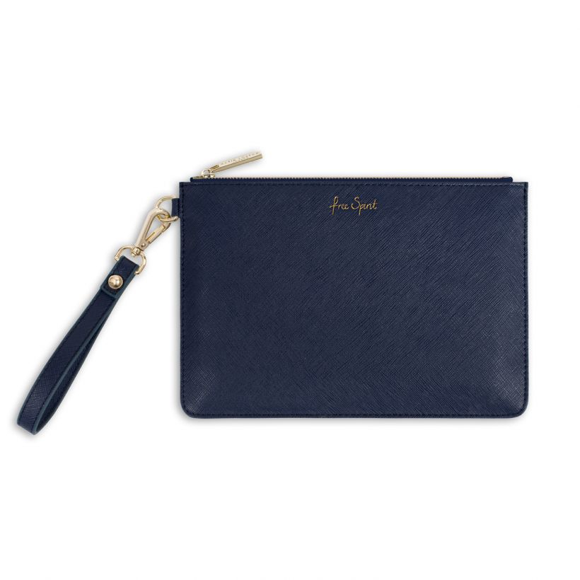 "Katie Loxton Secret Message Pouch ""Free Spirit"""