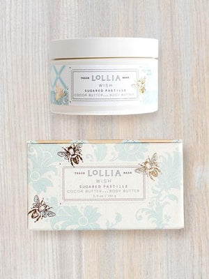 Lollia Body Butter-Wish/Sugared Pastille